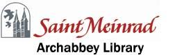 Saint Meinrad Archabbey & School of Theol Archabbey Library